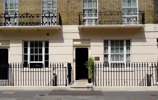 Astors Hotel - London - Toà nhà