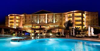 Gran Paradiso Hotel Spa - San Giovanni Rotondo - Piscina