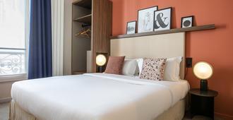 Hôtel Le Petit Belloy Saint-Germain - Parigi - Camera da letto