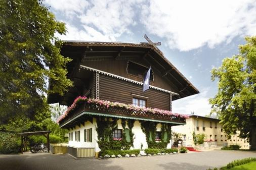 Romantik Hotel Bayrisches Haus - Πότσδαμ - Κτίριο