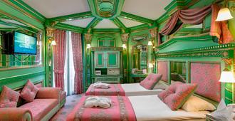 Club Hotel Sera - Antalya - Phòng ngủ