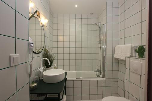 Hotel Saint Regis - Chalon-sur-Saône - Bathroom