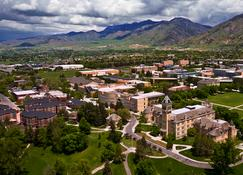 University Inn & Conference Center - Logan - Outdoors view
