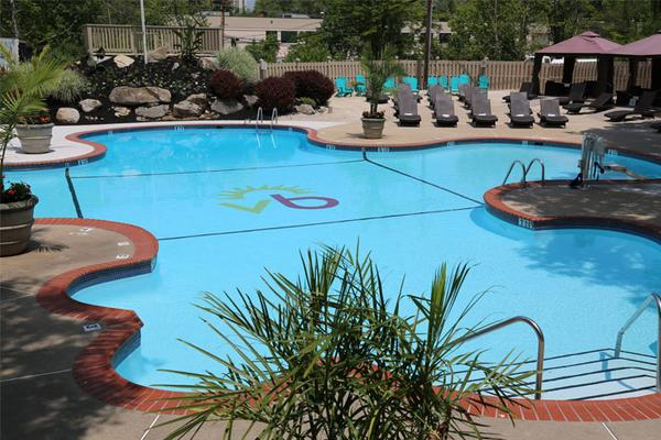 Valley Forge Casino Resort - King of Prussia - Pool