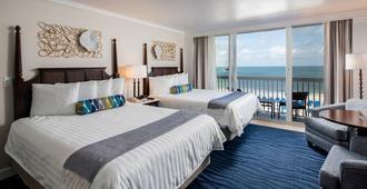 RumFish Beach Resort by TradeWinds - Saint Pete Beach - Bedroom