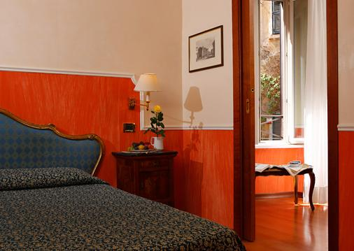 Hotel Portoghesi - Rome - Bedroom