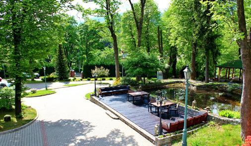 Hotel Szrenicowy Dwór - Szklarska Poręba - Cảnh ngoài trời