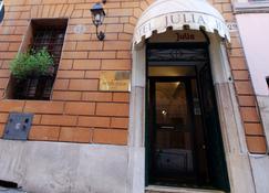 Hotel Julia - Roma - Edifício