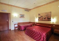 茱莉亞酒店 - 羅馬 - 羅馬 - 臥室