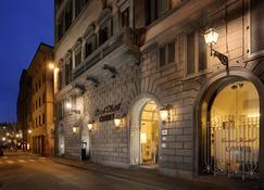 Grand Hotel Cavour - Φλωρεντία - Κτίριο