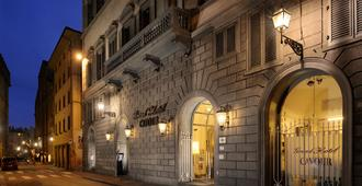 Grand Hotel Cavour - Firenze - Edificio