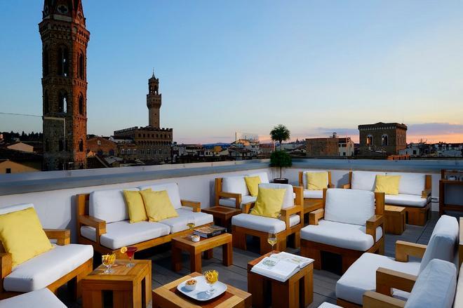 凱沃爾大酒店 - 佛羅倫斯 - 佛羅倫斯 - 陽台