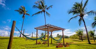 Aruana Eco Praia Hotel - Aracaju - Vista externa