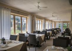 巴賈酒店 - 阿爾扎凱納 - 餐廳