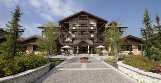 Golf Hotel - Folgaria - Edificio