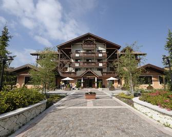 Golf Hotel - Folgaria - Gebouw