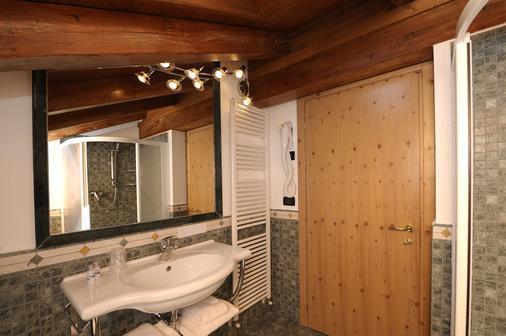 Golf Hotel - Folgaria - Kylpyhuone