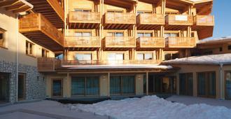 Blu Hotel Natura & Spa - Folgaria - Edificio