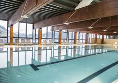 Blu Hotels Senales - Senales - Pool
