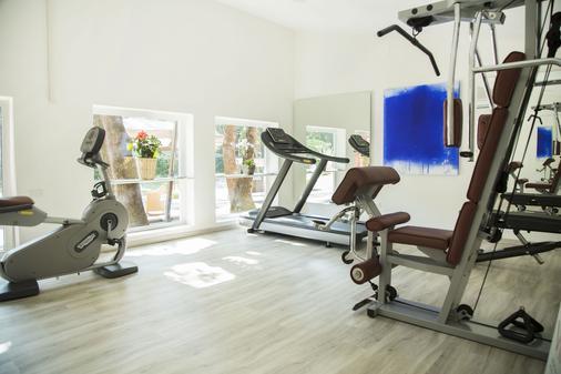 Park Hotel I Lecci - San Vincenzo - Gym