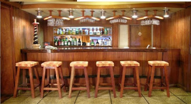Hotel Antiguo Camino - Villa General Belgrano - Bar