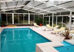 Hotel Antiguo Camino - Villa General Belgrano - Pool