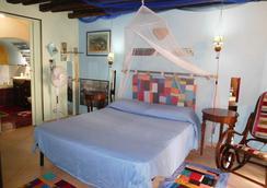 Exclusive Dependance - Palermo - Bedroom