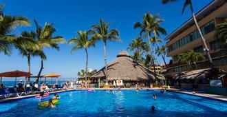 Las Palmas by the Sea - Pto Vallarta - Piscina