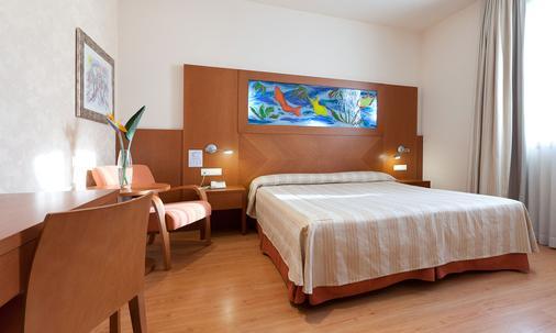 瓦倫西亞入住酒店 - 瓦倫西亞 - 瓦倫西亞 - 臥室