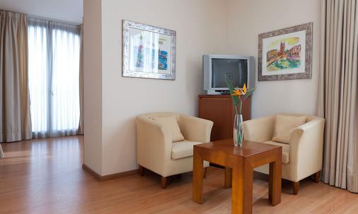 瓦倫西亞入住酒店 - 瓦倫西亞 - 瓦倫西亞 - 客廳