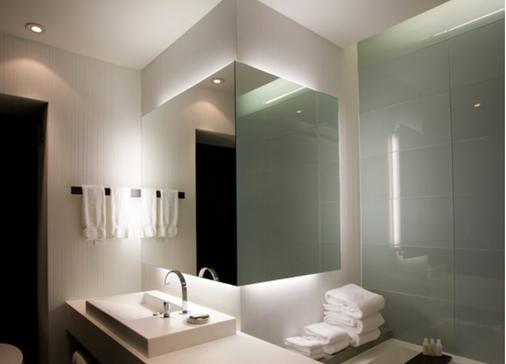 魁北克普爾酒店 - 魁北克 - 魁北克市 - 浴室