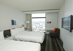 Hotel Pur, Quebec, A Tribute Portfolio Hotel - Québec City - Bedroom
