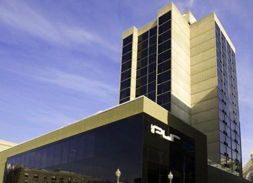 魁北克普爾酒店 - 魁北克 - 魁北克市 - 建築