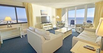 Carousel Resort Hotel & Condominiums - Ocean City - Sala de estar