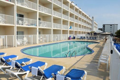 Carousel Resort Hotel & Condominiums - Ocean City - Building