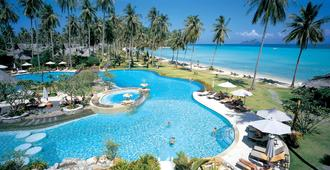 Saii Phi Phi Island Village - Ilhas Phi Phi - Piscina