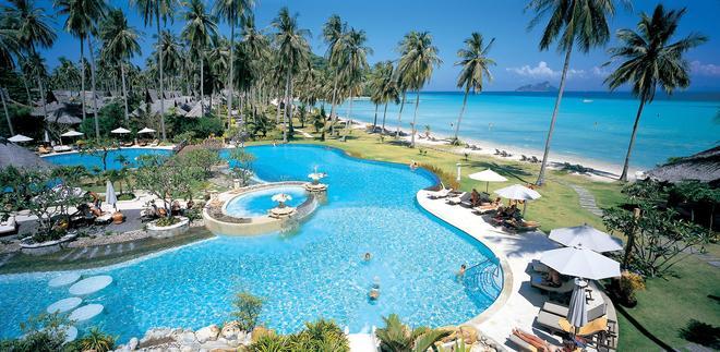 Phi Phi Island Village Beach Resort - Νήσοι Πι Πι - Πισίνα