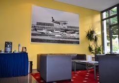 Achat Comfort Airport & Messe Stuttgart - Stuttgart - Hành lang