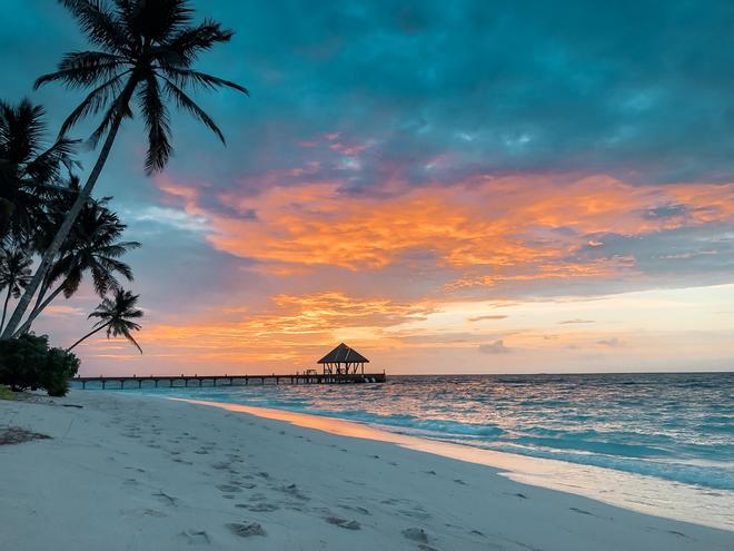Reethi Faru Resort - Meedhoo (Raa Atoll) - Beach