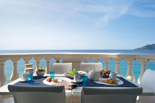 Résidence La Palme d'Azur Cannes Verrerie - Κάννες - Φαγητό