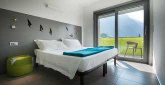 Residence Centro Vela - Riva del Garda - Bedroom
