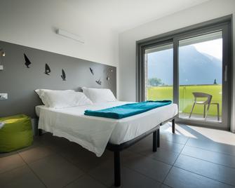 Residence Centro Vela - Riva del Garda - Camera da letto