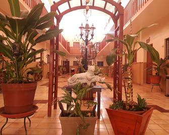 Hotel Cervantino - Тапачула - Лоббі