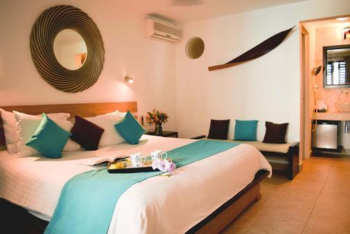 卡薩第庫爾酒店 - 卡曼海灘 - 普拉亞卡門 - 臥室