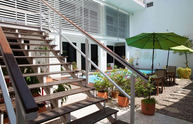 Casa Ticul Boutique Hotel By Lux Hotels & Residences - Playa del Carmen - Θέα στην ύπαιθρο
