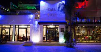 Hotel Casa Ticul - Playa del Carmen - Building