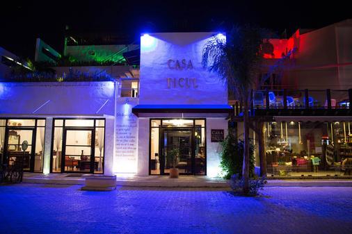 卡薩第庫爾酒店 - 卡曼海灘 - 普拉亞卡門 - 建築