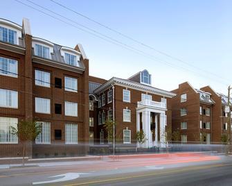Residence Inn by Marriott Durham McPherson/Duke University Medical Center Area - Durham - Building