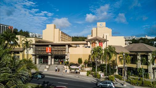 關島廣場酒店 - 塔穆寧 - 關島 - 建築