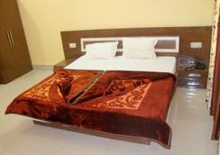 Nilayam Heritage - Orchha - Bedroom